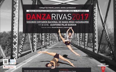 Inscripción a Danzarivas 2017 – Categorias Infantil, Juvenil y Adulta