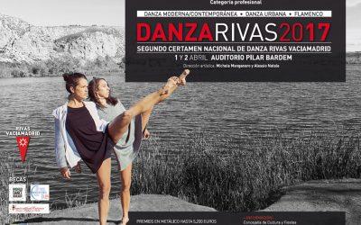 Preinscripción a Danzarivas 2017 – Categoría Profesional