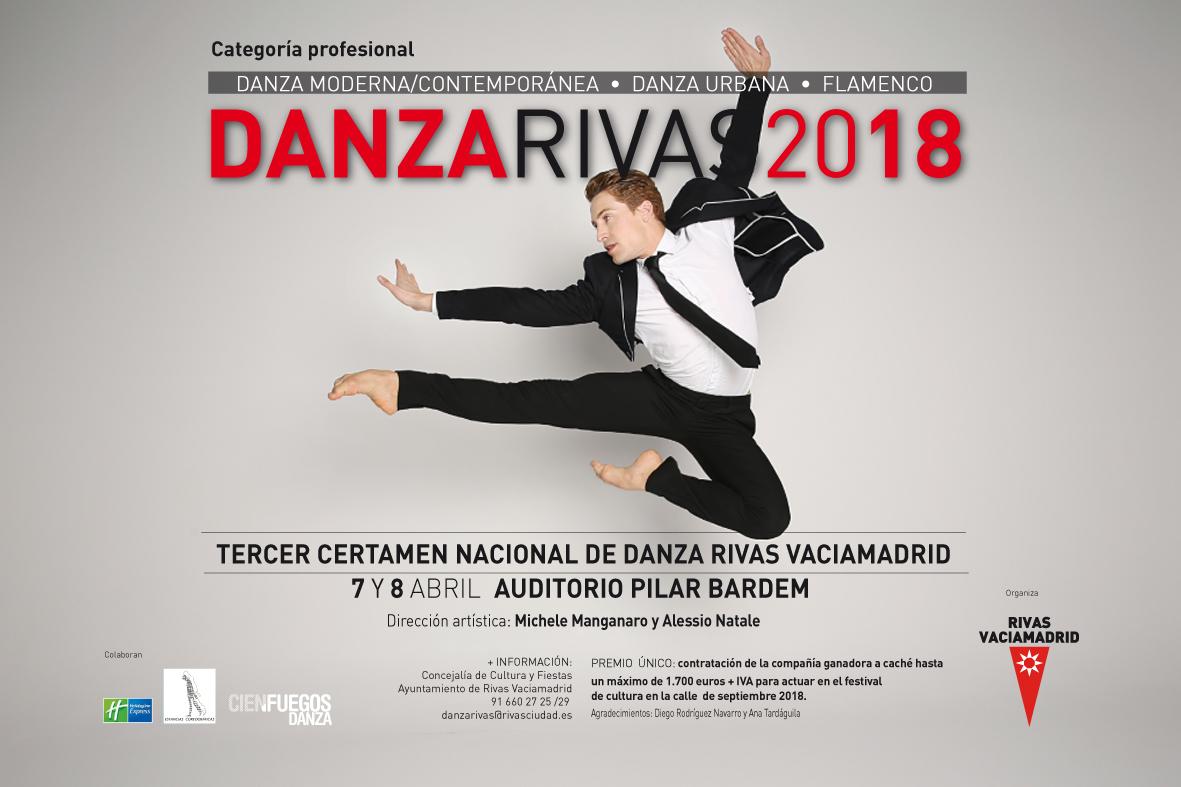 DANZARIVAS 2018 PROFESIONAL
