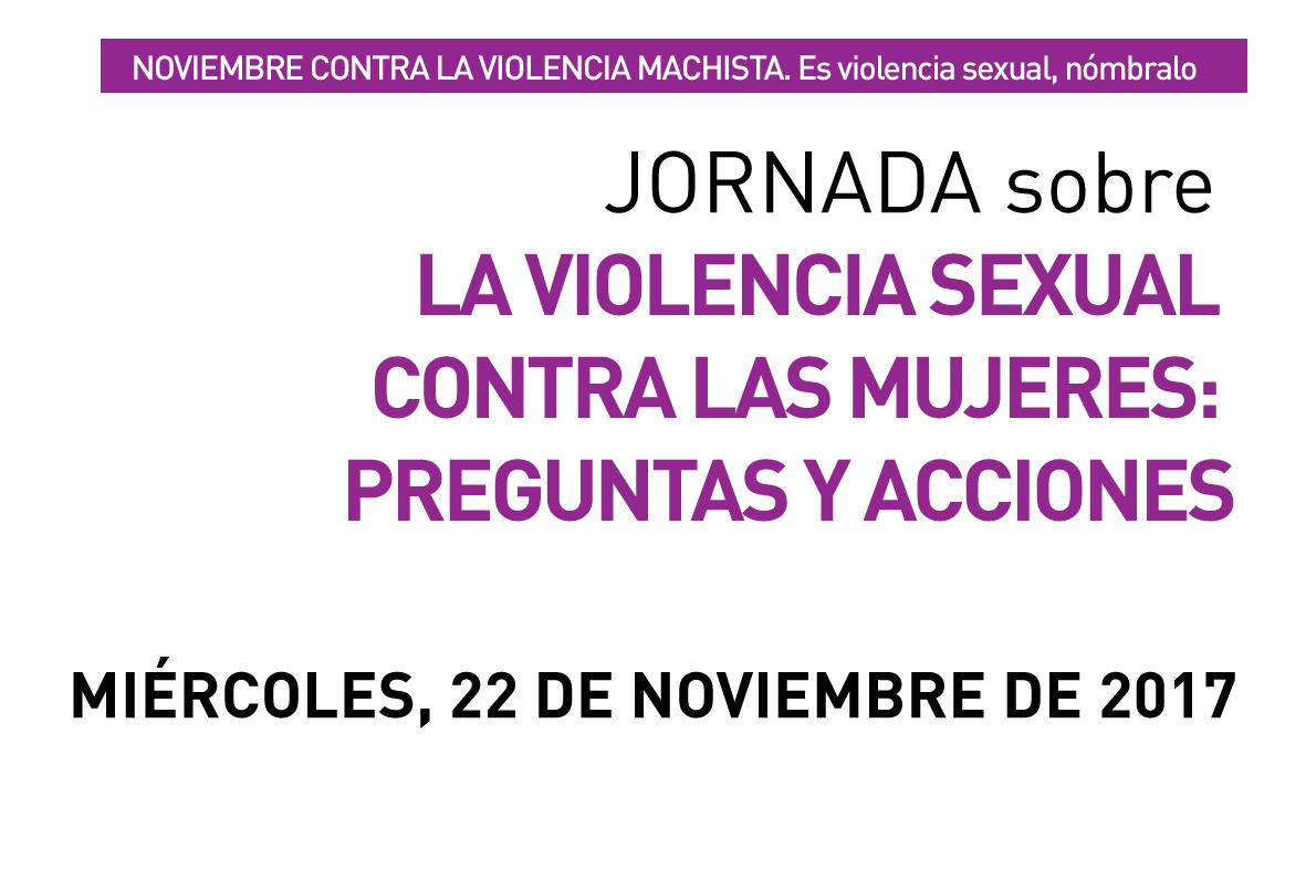 JORNADA 22 NOV VIOLENCIA MACHISTA