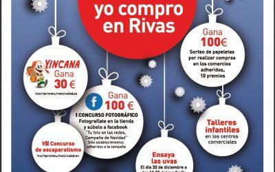 Inscripción Actividades de la Campaña de Comercio en Navidad