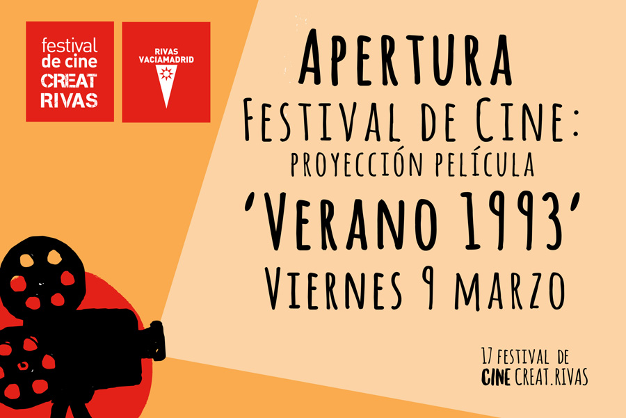 Inscripciones Apertura Festival de Cine 2018
