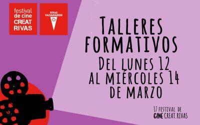 Inscripciones a Talleres Formativos de Fotografía en el Cine – Creatrivas 2018