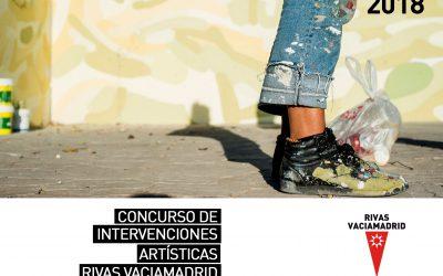 Inscripción a concurso -Intervenciones artísticas de calle 2018-