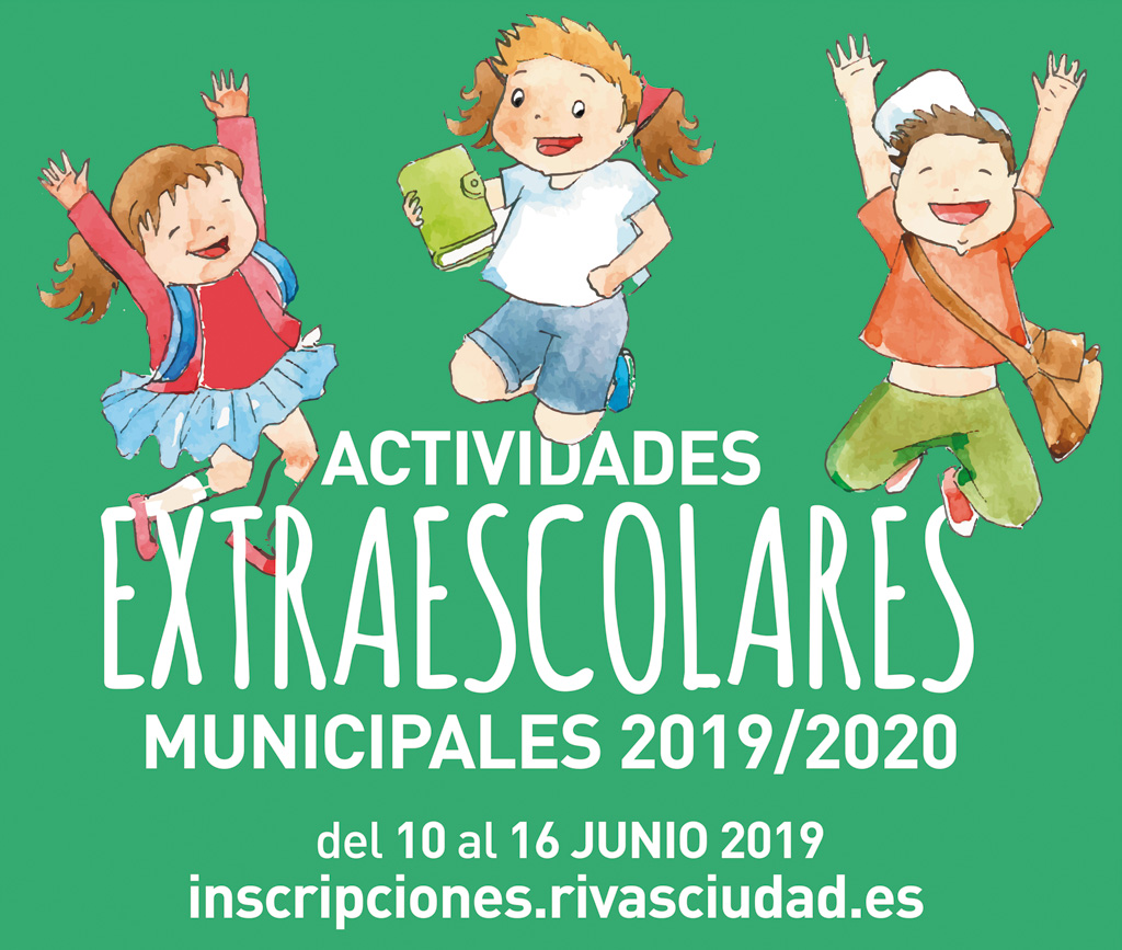 Logo extraescolares