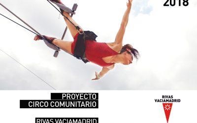 Inscripción a Proyecto Circo Comunitario 2018