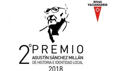 Inscripción II Premio Agustín Sánchez Millán