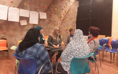 Inscripción Taller de Castellano 2018 – Aula Abierta Mujeres