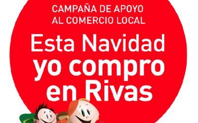 Inscripción Campaña de Navidad: Yo compro en Rivas esta Navidad