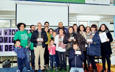 Inscripción a Jornadas de Educación: Rivas, Ciudad Educadora