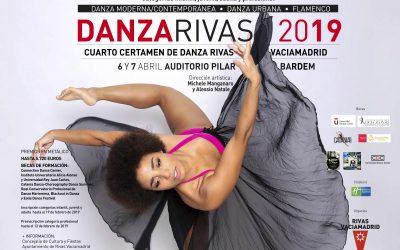 Inscripción a DanzaRivas 2019 – Categorias infantil, juvenil y adulta