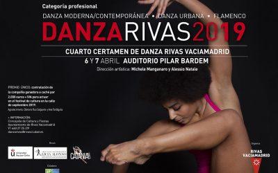 Preinscripción a Danzarivas 2019 – Categoría Profesional