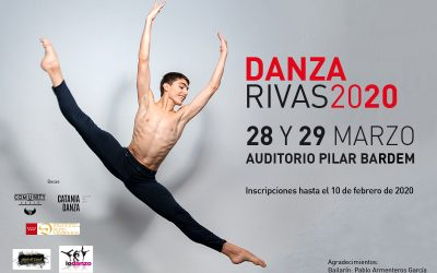 Inscripción a DanzaRivas – Categorias infantil, juvenil, adulta y solista