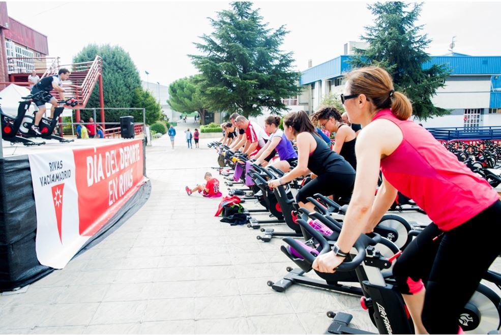 Inscripción a maratón de Fitness
