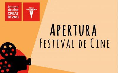 Inscripciones a Apertura Festival de Cine – Creatrivas