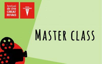 Inscripciones Master Class de Dirección de Cine con Salvador Calvo