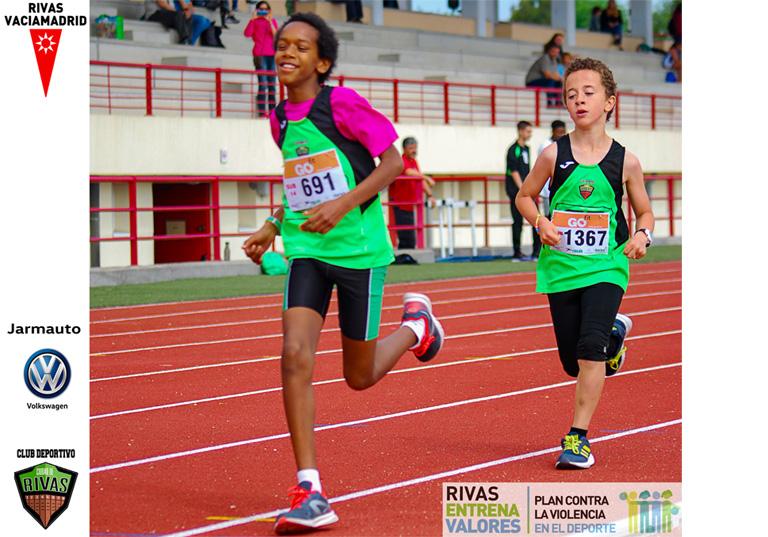 Inscripción I Jornada Escolar de Atletismo en pista