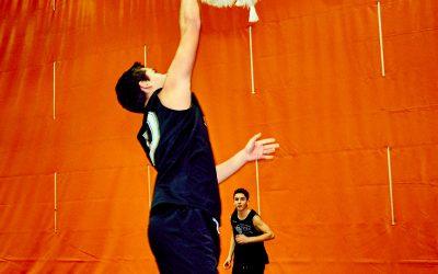 Inscripción Equipos adultos baloncesto