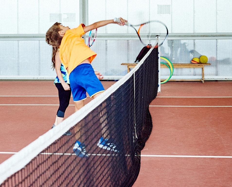 Inscripción jornada tenis