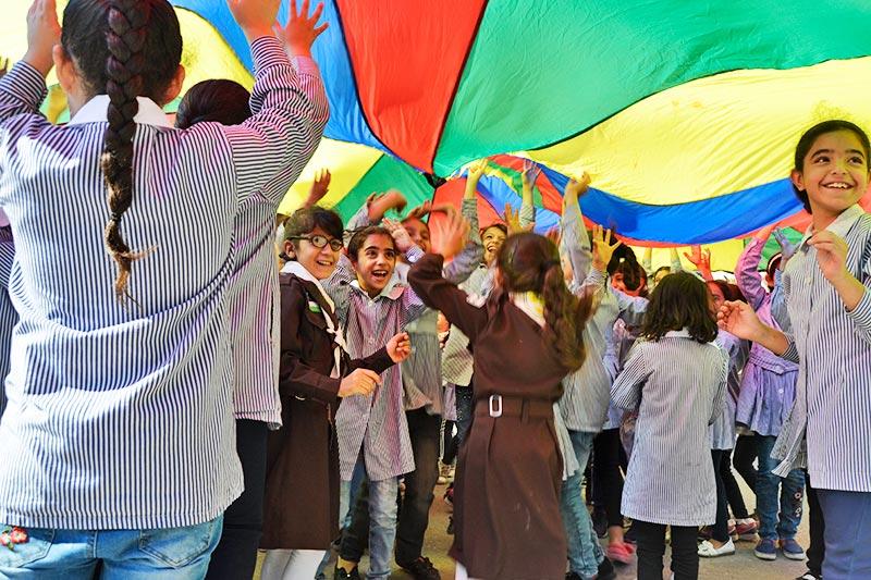 Inscripción VI Campo de trabajo Palestina