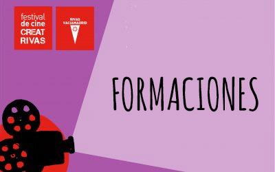 Inscripción a Formaciones del Festival de Cine CreatRivas