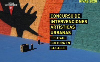 Inscripción a concurso -Intervenciones artísticas de calle 2020-