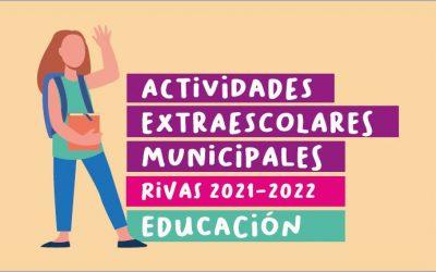 Formalización Extraescolares Educación