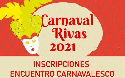ENCUENTRO CARNAVALESCO 2021 RIVAS VACIAMADRID