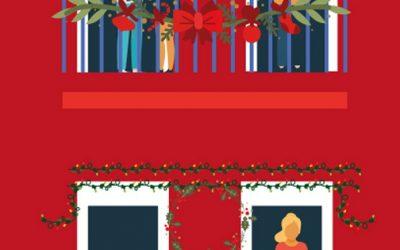 Votaciones: I Concurso de decoración de balcones y ventanas navideñas.