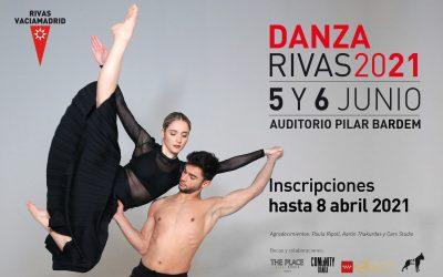 Inscripción a DanzaRivas – Categorías infantil, juvenil, adulta