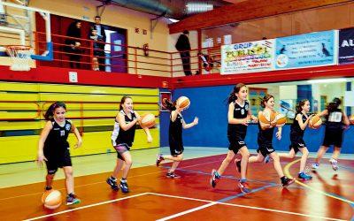 Inscripción personas participantes competiciones infantiles de equipo