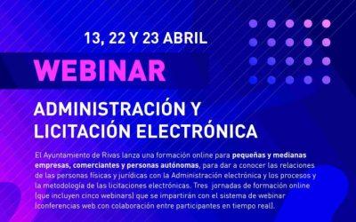 Inscripción Webinars Innovación-Licitación Electrónica