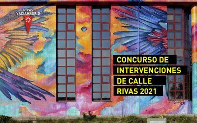 Inscripción al 9º concurso -Intervenciones artísticas de calle 2021-